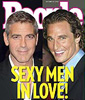 elf: People magazine: Sexy men in love (Mainstream Slash)