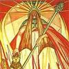 elf: Crowley's Queen of Wands (Queen of Wands)
