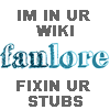 elf: Fanlore: IM IN UR WIKI FIXIN UR STUBS (Fanlore Wiki)