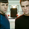 galatea: kirk and spock being AWESOME. (epic bromance)