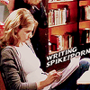 angearia: (Writing Spike!Porn)