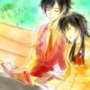 inverso: Kyouko and Kei, the 'mirror' twins (Kei & Kyouko)