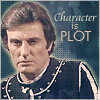 kerravonsen: Kerr Avon, frowning: Character is PLOT (character-is-plot, Avon-character, Avon)