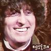 kerravonsen: 4th Doctor grinning: *grin* (Doc4-grin, grin)