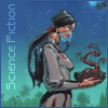 "kerravonsen: cover of ""Komarr"" by LMB: Science Fiction (SF, Bujold)"