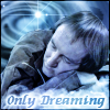 "kerravonsen: Vila resting his eyes: ""Only Dreaming"" (Vila-dreaming)"