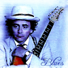 "kerravonsen: Seventh Doctor hugging a guitar: ""Blues"" (blues)"