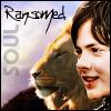 """kerravonsen: Edmund + Aslan: """"Ransomed Soul"""" (ransomed)"""