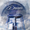 kerravonsen: TARDIS, clouds: Dream (tardis-dream)