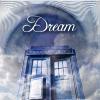 kerravonsen: TARDIS, clouds: Dream (tardis-dream)