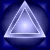 kerravonsen: triangle inside circle (Trinity)