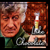 kerravonsen: Third Doctor, sonic screwdriver: Like Chocolate (Doc3-chocolate)