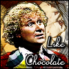 kerravonsen: Sixth Doctor: Like Chocolate (Doc6-chocolate, Doc6)