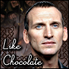 kerravonsen: Ninth Doctor: Like Chocolate (Doc9-chocolate)