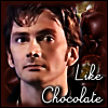 kerravonsen: Tenth Doctor: Like Chocolate (Doc10-chocolate)