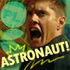 taichou: ([supernatural: dean] astronaut!)