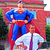 groovy: (barack superman)