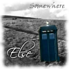 "kerravonsen: TARDIS in a field: ""Somewhere Else"" (somewhere else, tardis-somewhere-else)"