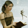 groovy: (book (reading) faery)