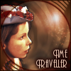"kerravonsen: Romana in fancy hat: ""Time Traveller"" (time-traveller, Romana)"
