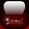 "kerravonsen: glass button: ""Shiny!"" (shiny)"