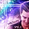 """kerravonsen: Jack Harkness, smiling: """"winsome smile"""" (JackH)"""
