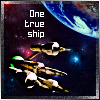 kerravonsen: Liberator orbiting planet: One true ship (one-true-ship)