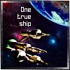 kerravonsen: Liberator orbiting planet: One true ship (one-true-ship, Liberator)