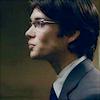 notmydiagnosis: (glasses - profiled bitchface)