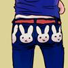 alberich: (nice pants norway)