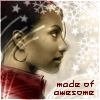 "kerravonsen: Martha: ""made of awesome"" (Martha-awesome)"