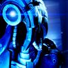 sideways: [mass effect] legion profile (►using less emoticons)