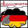 yvi: Dreamsheep in Germany's national colors (Dreamsheep - Germany)
