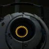scribe_of_stars: Space Core, from Portal 2. (Space Core)