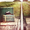 becquinho: (suitcases and wanderlust)