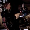 n7shepard_spectre: Shepard, Miranda discussing plans (Status update)