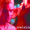 gillo: (bloody revelation)
