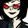 somethinglawful: terezi looking calm for once god damn (not always totally manic)
