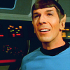 libelula: (Spock is happy!)