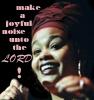 zvi: Jill Scott: make a joyful noise unto the Lord! (Story time)