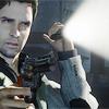 clicker: (flashlight and revolver)