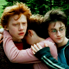 tehomet: (Ron Hermione and Harry hug)