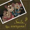 "wafflejones: Same scene from Disney's ""The Mouse Detective"" (SMILE)"