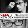 ftmichael: David Tennant as the Tenth Doctor in Doctor Who, wearing his glasses, with the caption 'Geek is the new sex'. (geek is the new sex)
