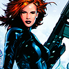 musesfool: Natasha Romanoff is a bamf (you will hear thunder & remember me)