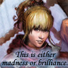 xap: Danielle, either madness or brilliance (exp - madness or brillance)