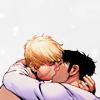 asgardians: (Teddy/Billy » kissu)