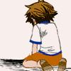 sorabug: (☆ [ sitting alone ])