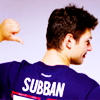 sylleptic: Carey Price wearing a t-shirt with PK Subban's name and number (fandom; hockey; Carey)