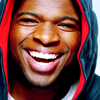 sylleptic: PK Subban in a hoodie, laughing (fandom; hockey; PK grin)